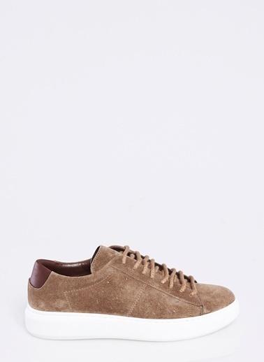 %100 Deri Bağcıklı Ayakkabı-Altınyıldız Classics